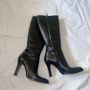 J Crew made in Italy leather boots size 5.5